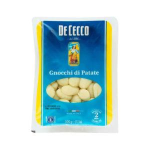 Паста Ньокки (картофельные клецки) DE CECCO 500гр