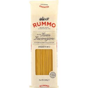 Паста Спагетти №3 RUMMO 500гр